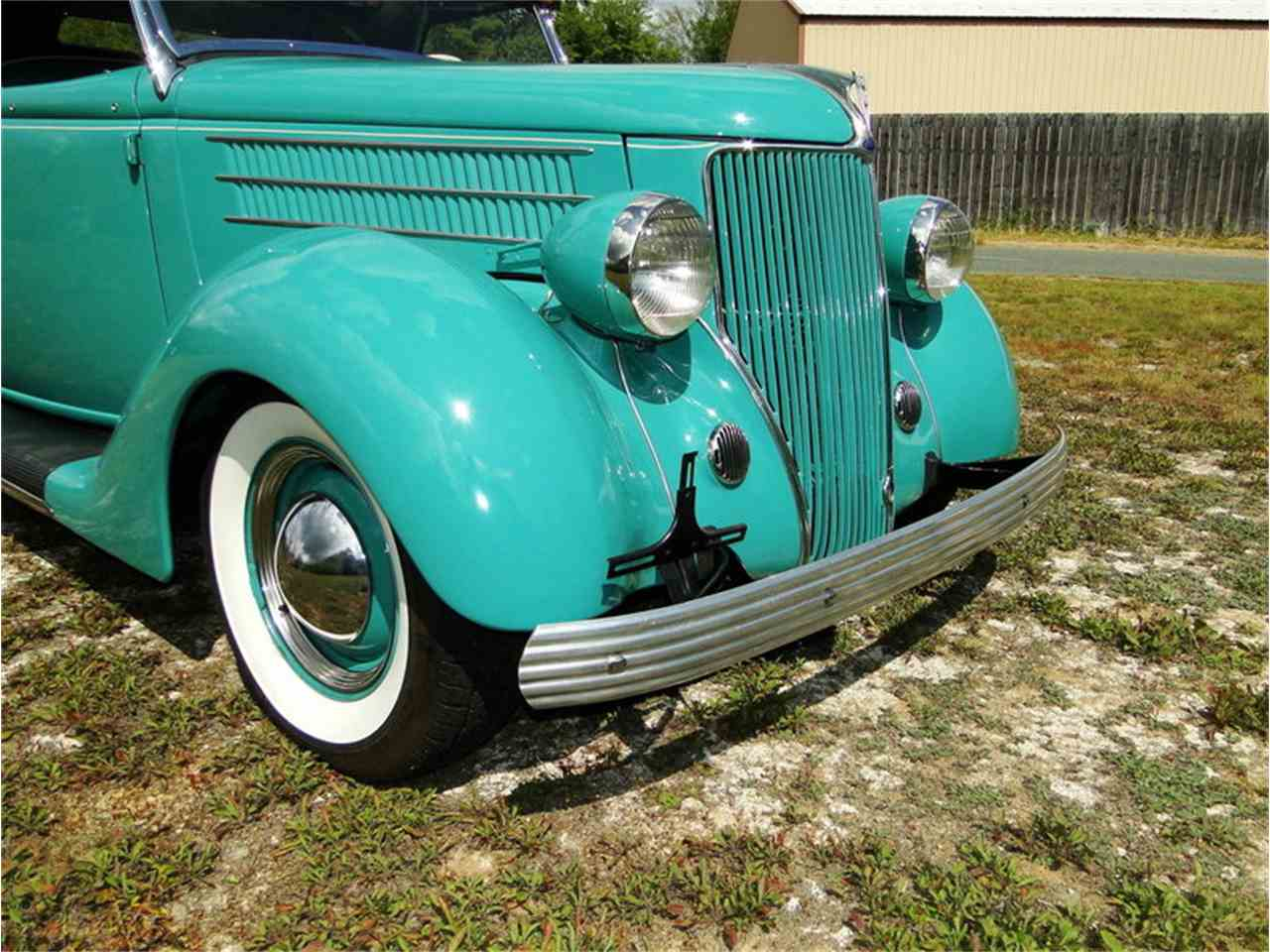 Large Picture of 1936 Roadster located in Massachusetts - LUUG