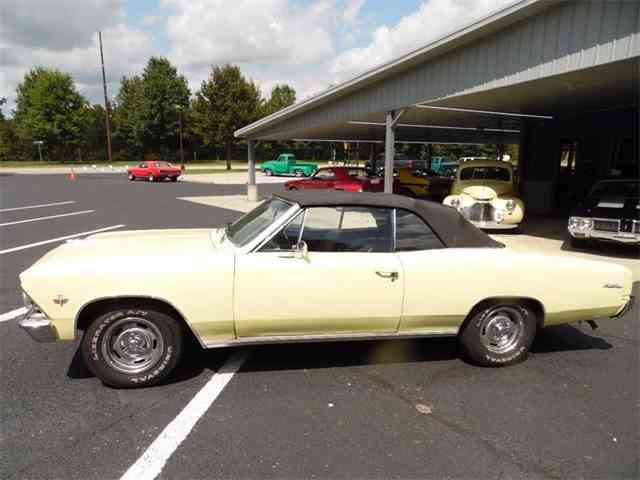 1966 Chevrolet Chevelle Malibu | 1019757