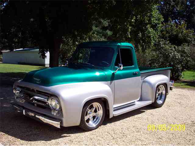 1953 Ford F100   1019770