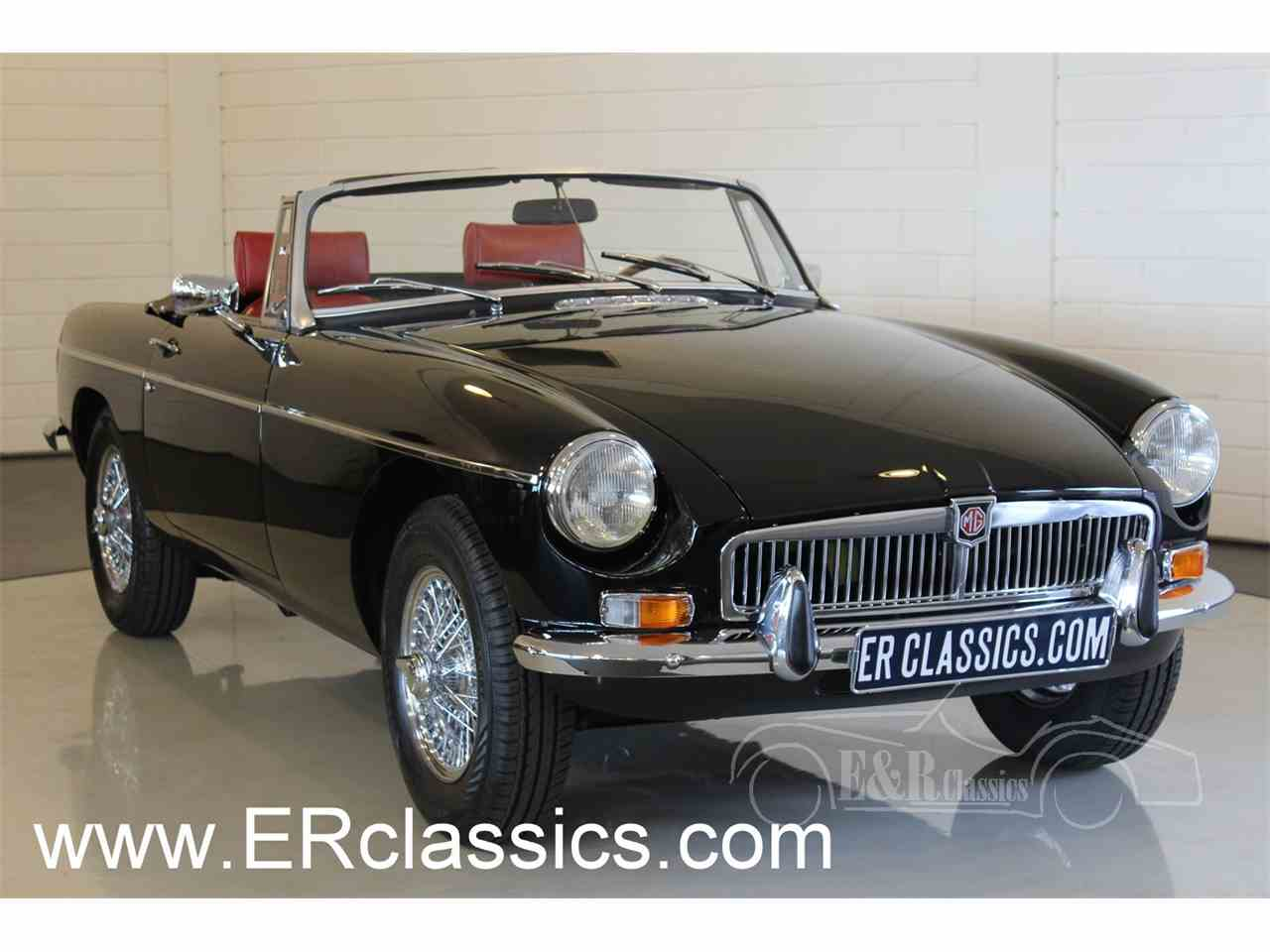 Large Picture of '79 MGB - LUV1