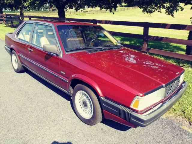 1991 Volvo 780 | 1019778