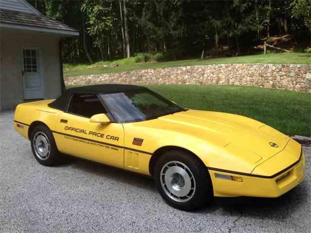 1986 Chevrolet Corvette | 1019780