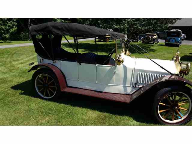 1913 Hupmobile Antique | 1019786
