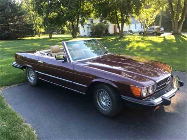 1985 Mercedes-Benz 380SL | 1019787