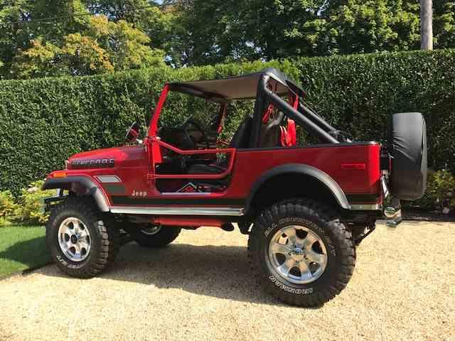 1980 Jeep Wrangler | 1019791