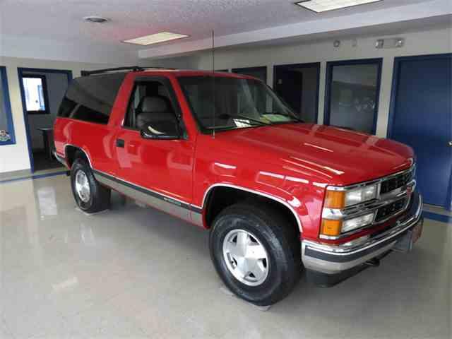 1995 Chevrolet Tahoe | 1019797