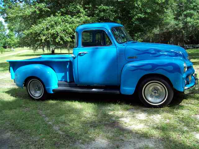 1954 Chevrolet 5-Window Pickup | 1019799