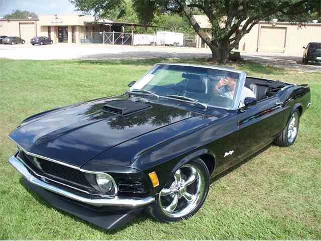 1970 Ford Mustang | 1019809