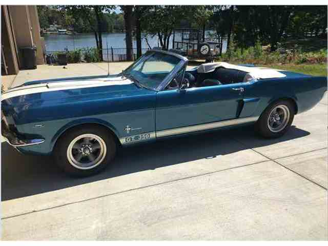 1965 Ford Mustang | 1019812