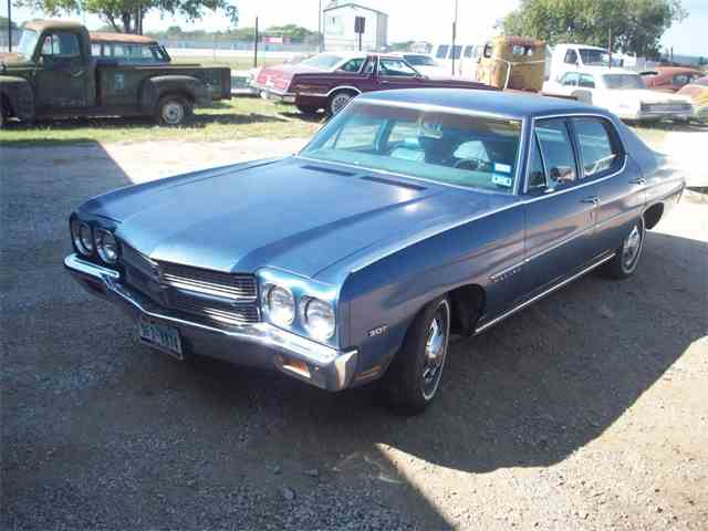 Picture of '70 Chevelle Malibu located in Denton TEXAS - $3,495.00 Offered by CTC's Auto Ranch Inc - LUW6
