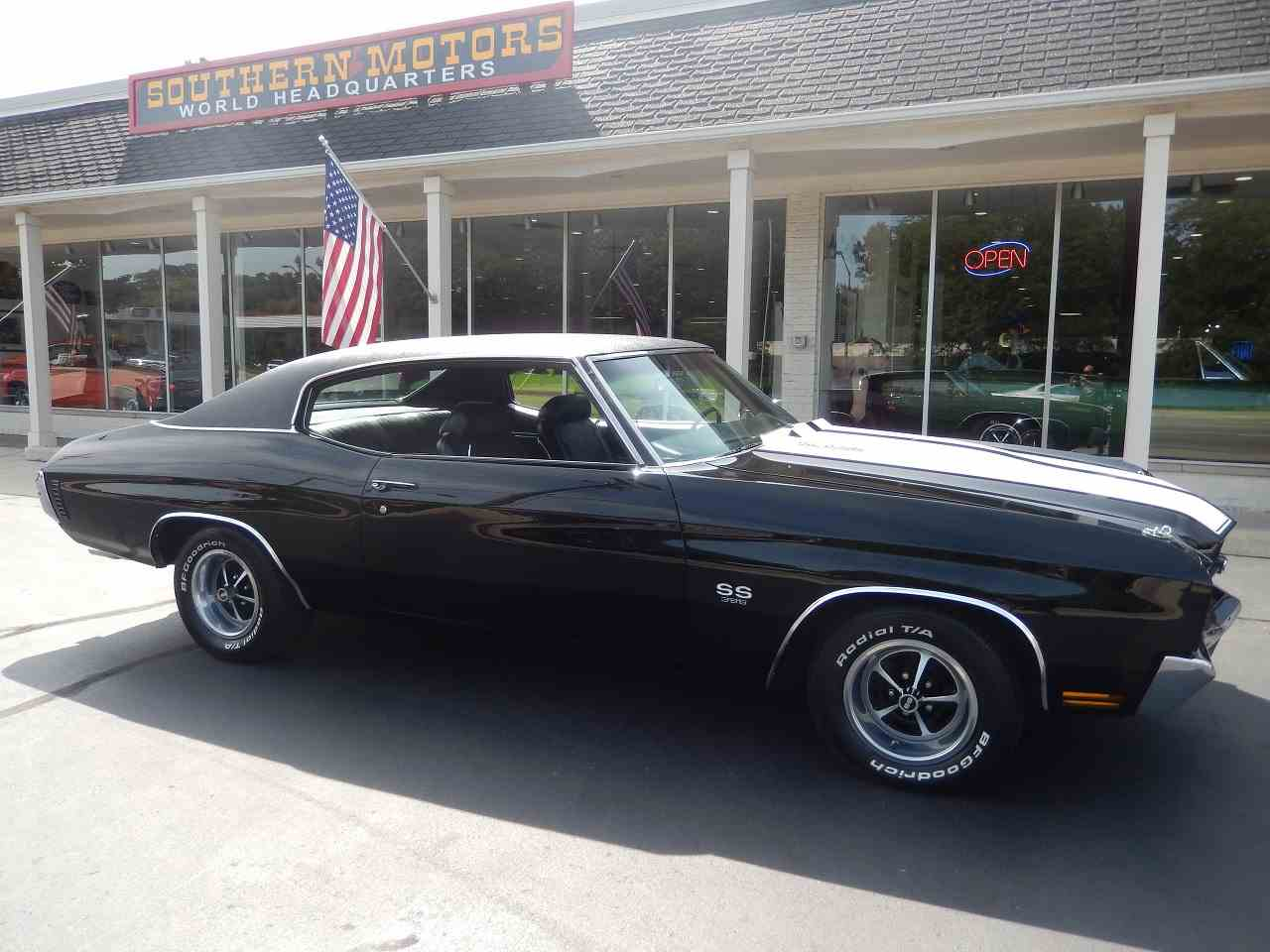 Large Picture of 1970 Chevrolet Chevelle SS - $49,900.00 - LUW8