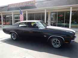 Picture of Classic 1970 Chevelle SS located in Michigan - $49,900.00 Offered by Southern Motors - LUW8