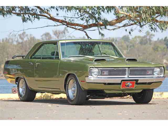 1970 Dodge Dart Swinger | 1019817
