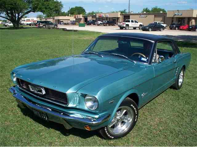 1966 Ford Mustang | 1019821