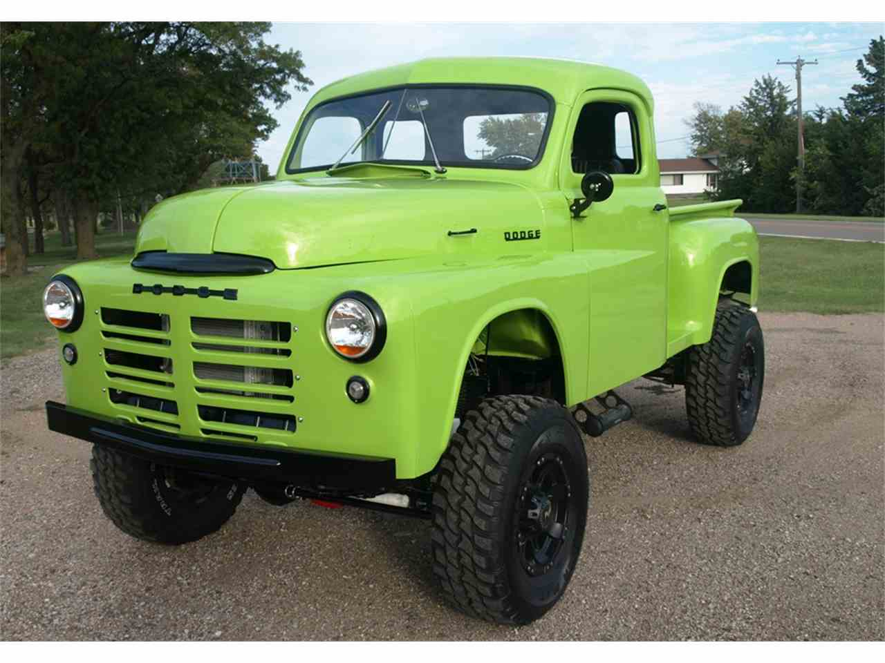 Large Picture of Classic 1949 Dodge Pickup Offered by Carr Auction & Real Estate, Inc. - LUWM
