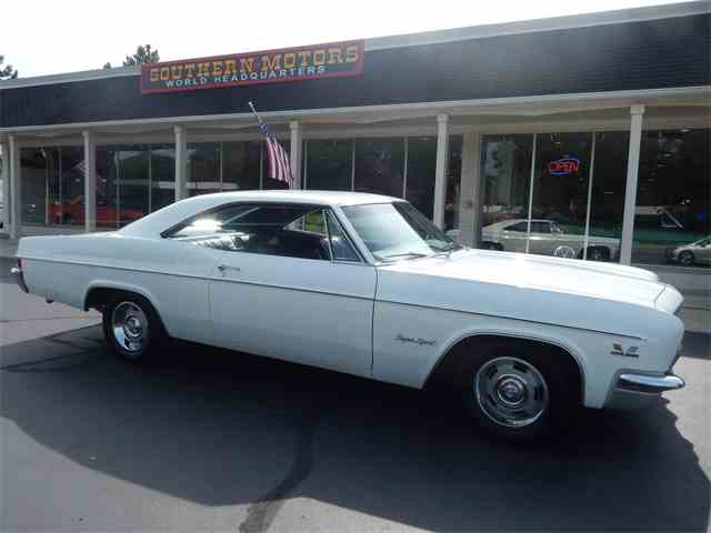 1966 Chevrolet Impala SS | 1019838