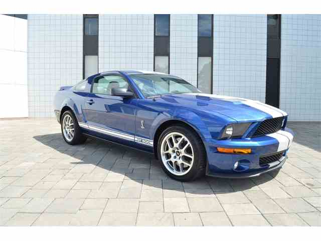2007 Ford Mustang | 1019839