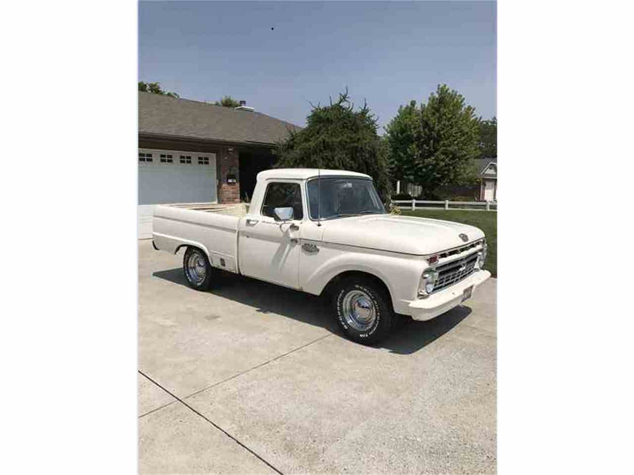 1966 Ford F100 for Sale - CC-1019841