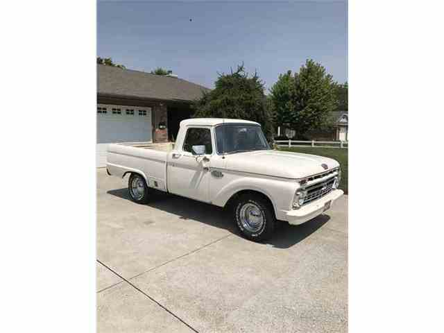 1966 Ford F100 | 1019841