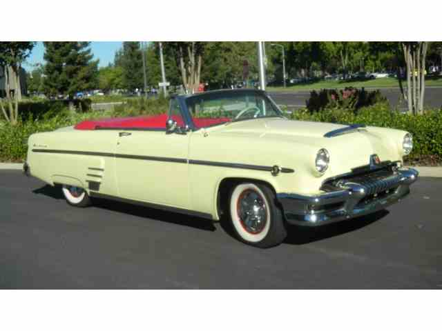 1954 Mercury Convertible | 1019845
