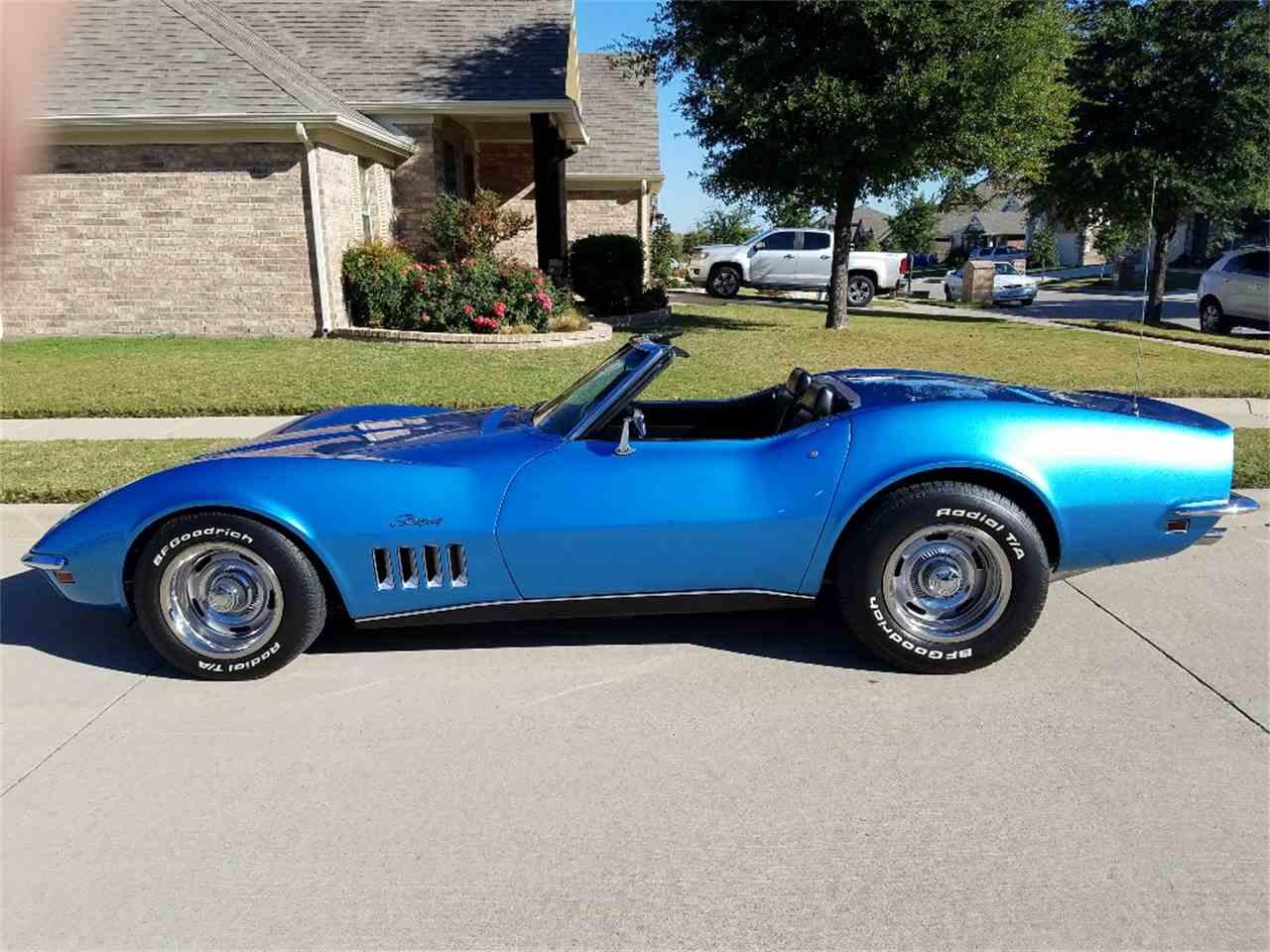 Large Picture of Classic '69 Chevrolet Corvette - $36,500.00 - LUX4
