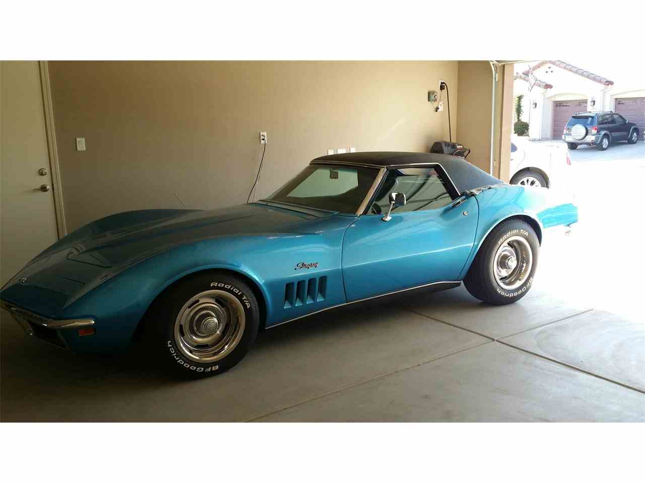 Large Picture of 1969 Chevrolet Corvette located in Texas Offered by a Private Seller - LUX4