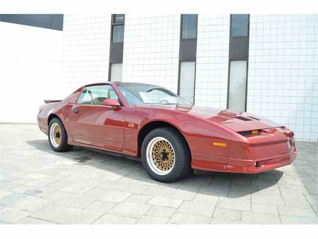 1987 Pontiac Firebird Trans Am GTA | 1019849