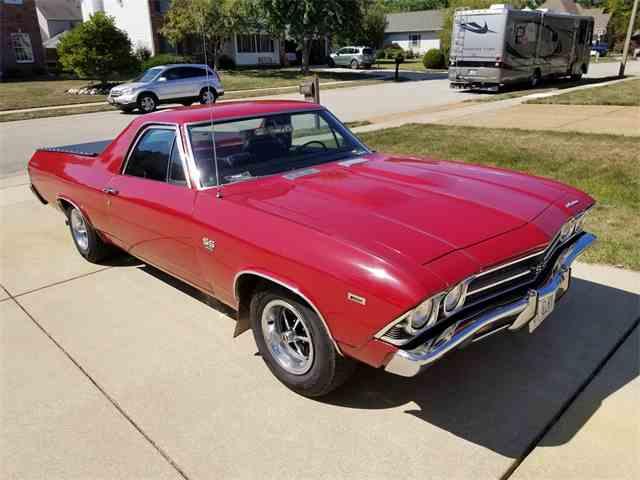 1969 Chevrolet El Camino SS | 1019850