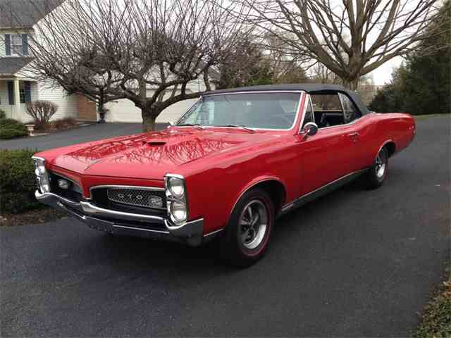 1967 Pontiac GTO | 1019853