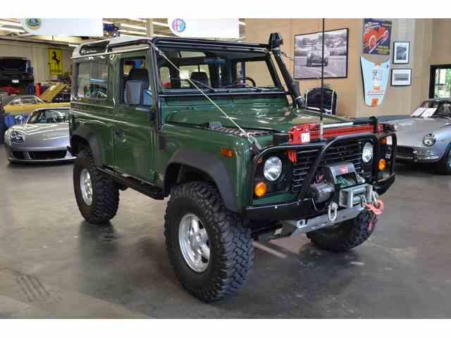 1995 Land Rover Defender | 1019855