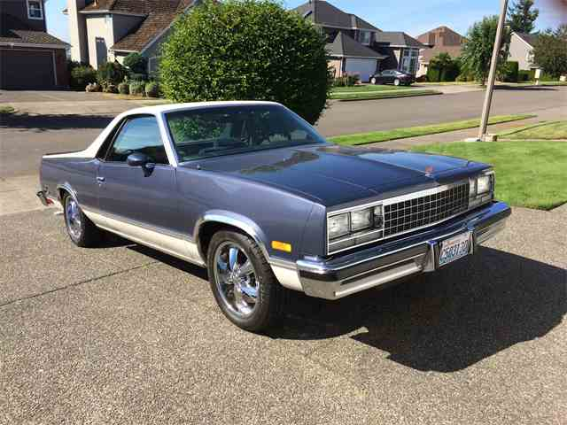 Picture of 1984 El Camino located in Auburn WASHINGTON - $17,000.00 Offered by a Private Seller - LUXC