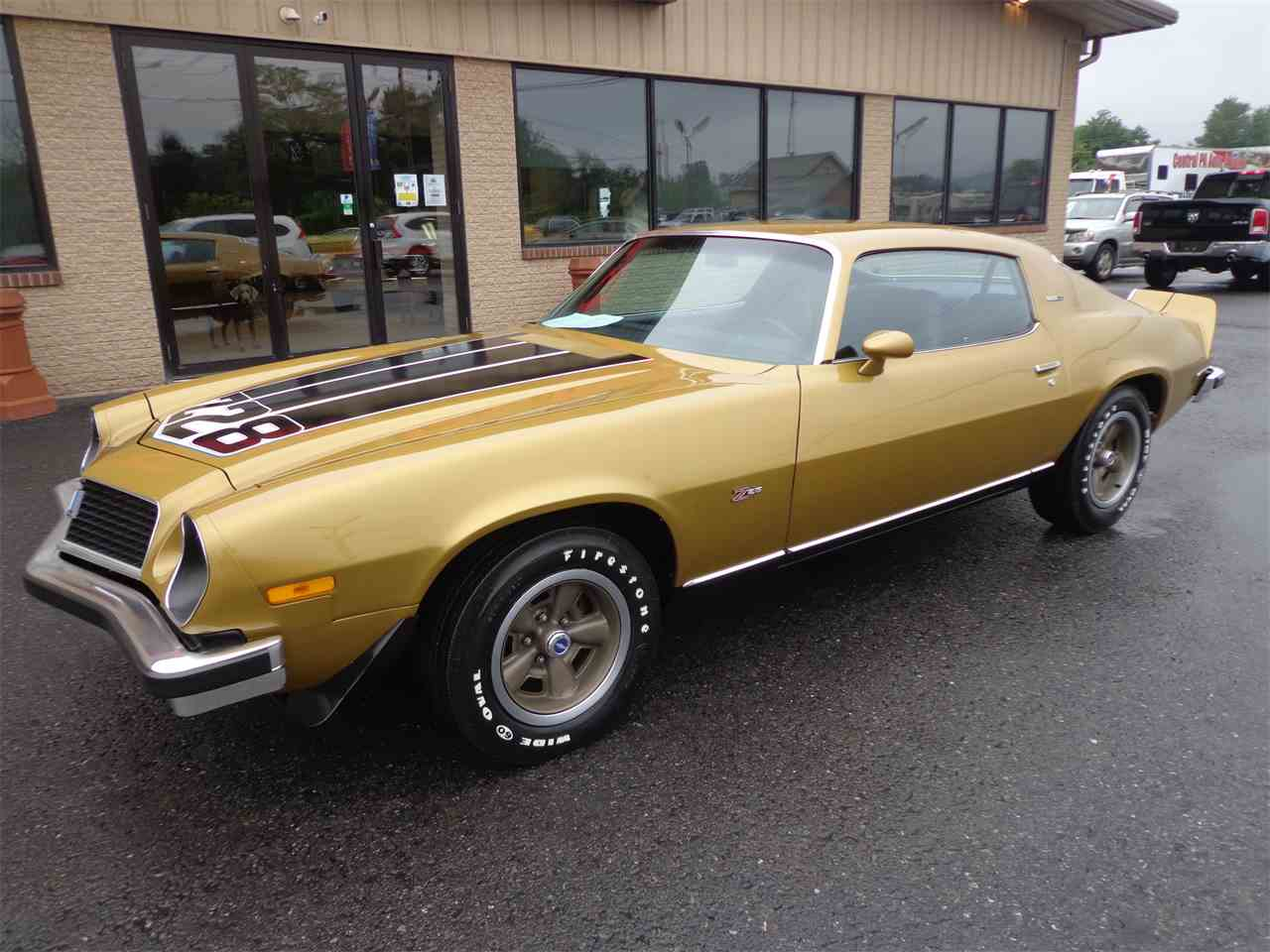 1974 chevrolet camaro z28 for sale cc. Black Bedroom Furniture Sets. Home Design Ideas