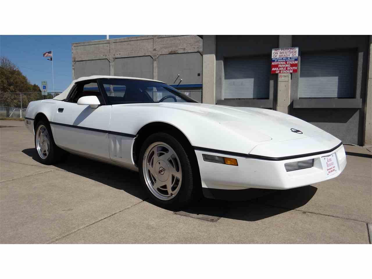 1989 Chevrolet Corvette for Sale - CC-1019873