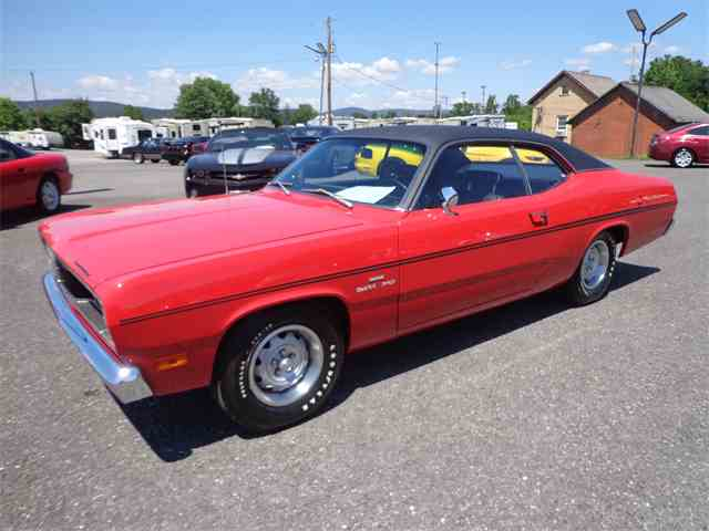 1970 Plymouth Duster | 1010988