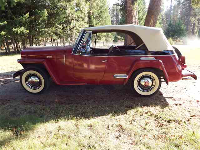 1949 Willys-Overland Jeepster | 1019881