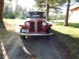 Picture of '49 Willys-Overland Jeepster - $16,000.00 - LUY1