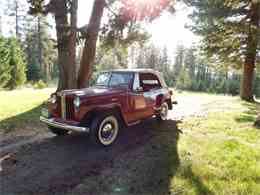 Picture of Classic 1949 Willys-Overland Jeepster - $16,000.00 Offered by a Private Seller - LUY1