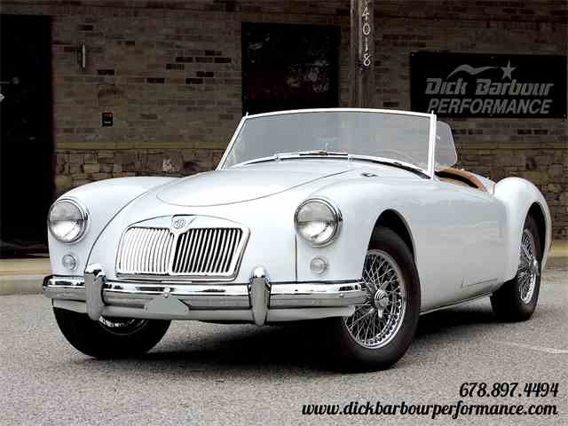 1957 MG MGA | 1019883