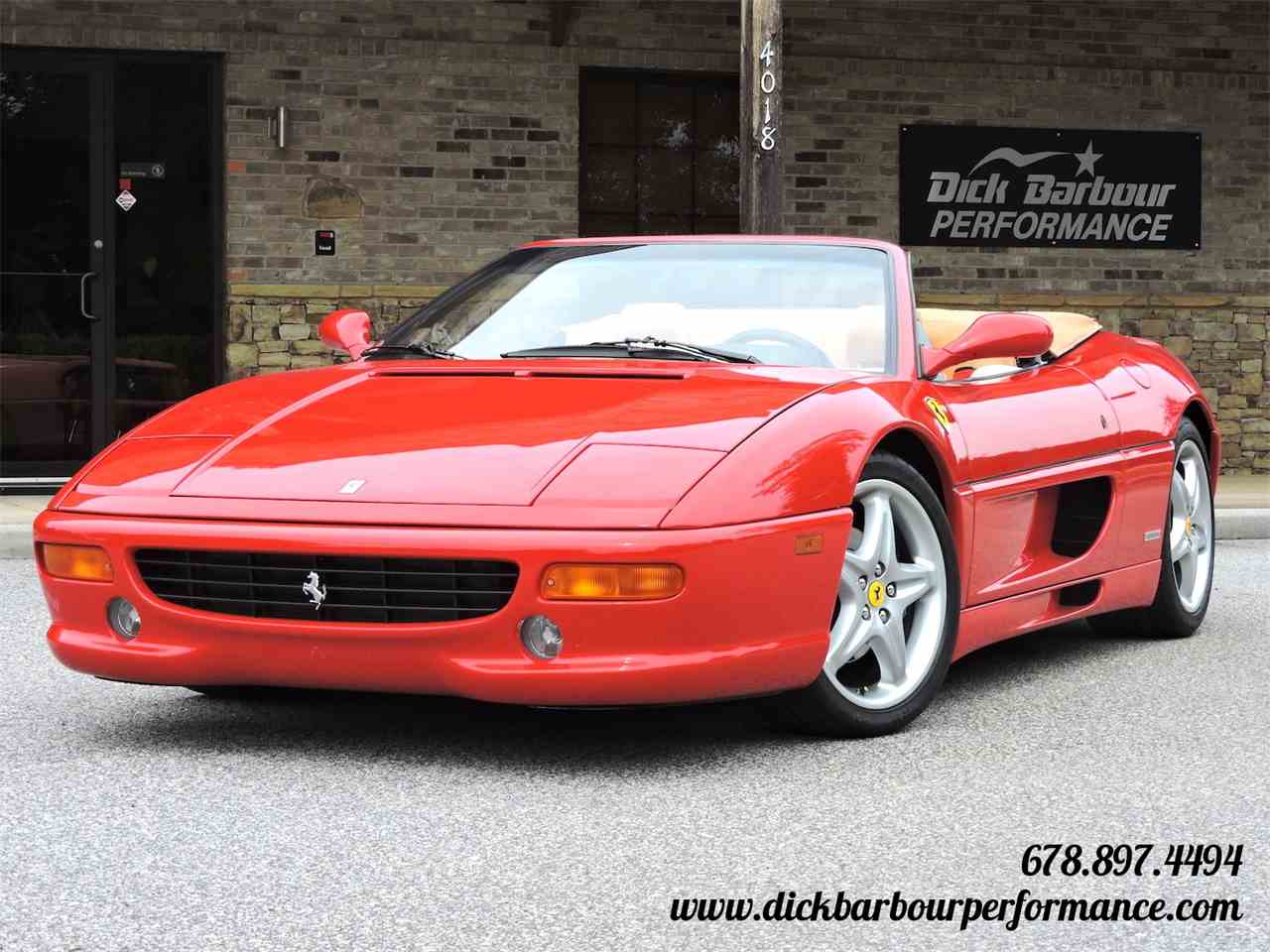 1997 Ferrari 355 for Sale - CC-1019884