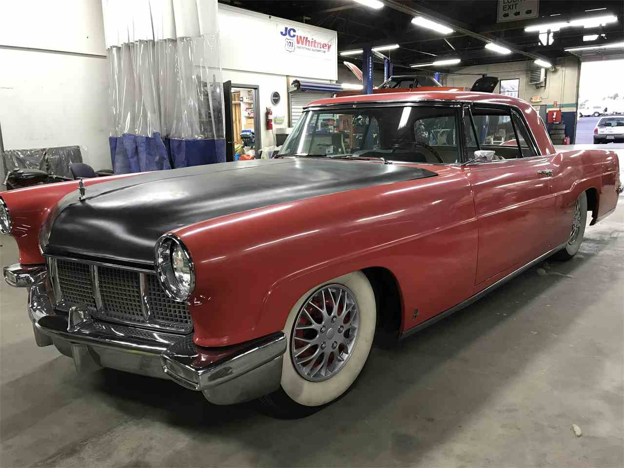 Large Picture of Classic 1956 Lincoln Continental Mark II - LUY9