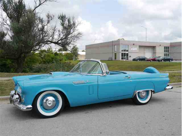 1956 Ford Thunderbird | 1019896