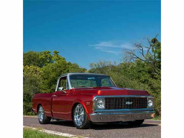1972 Chevrolet C10 | 1019899