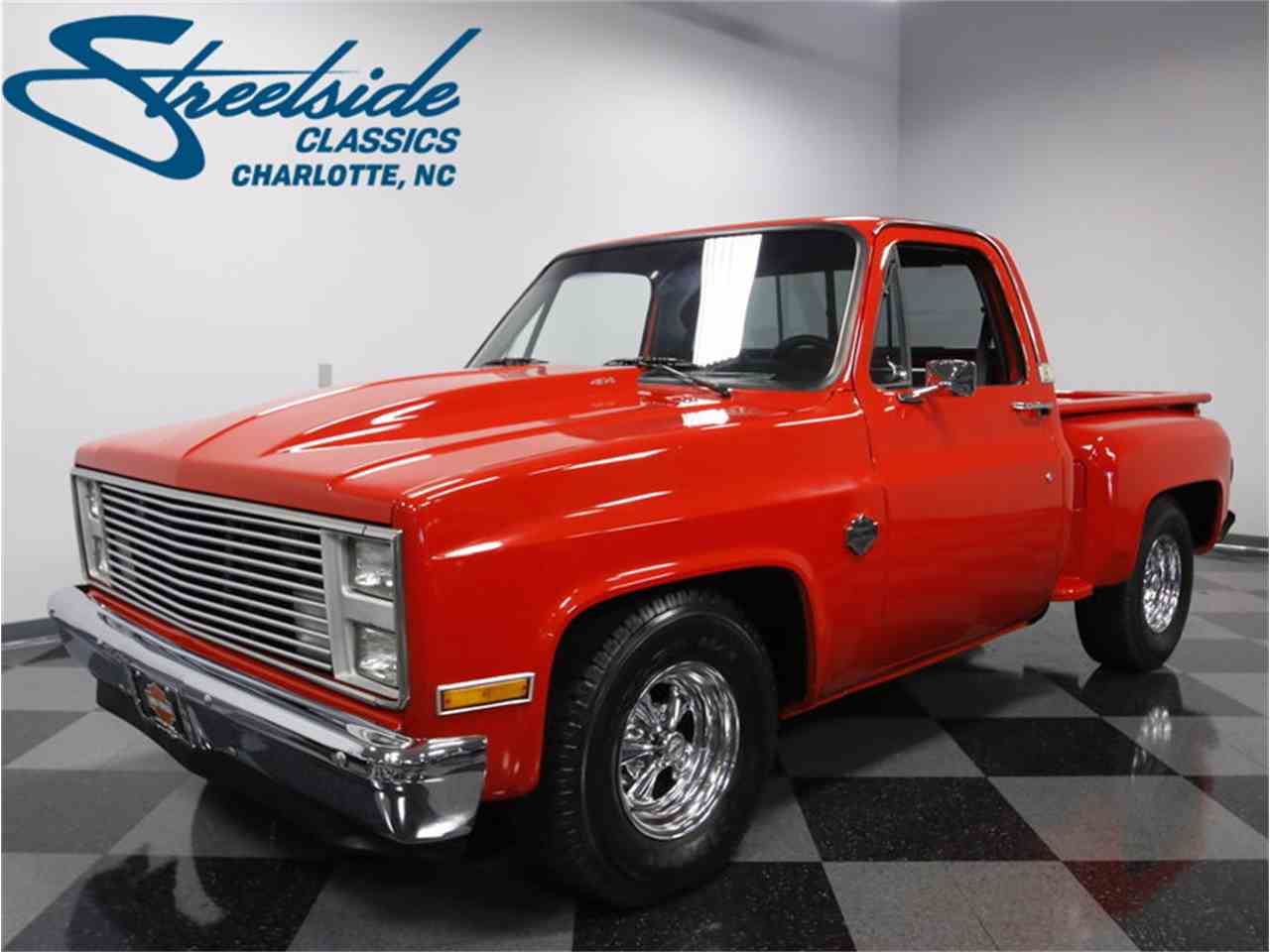 Large Picture of 1987 Chevrolet C10 located in North Carolina - $19,995.00 Offered by Streetside Classics - Charlotte - LUYN