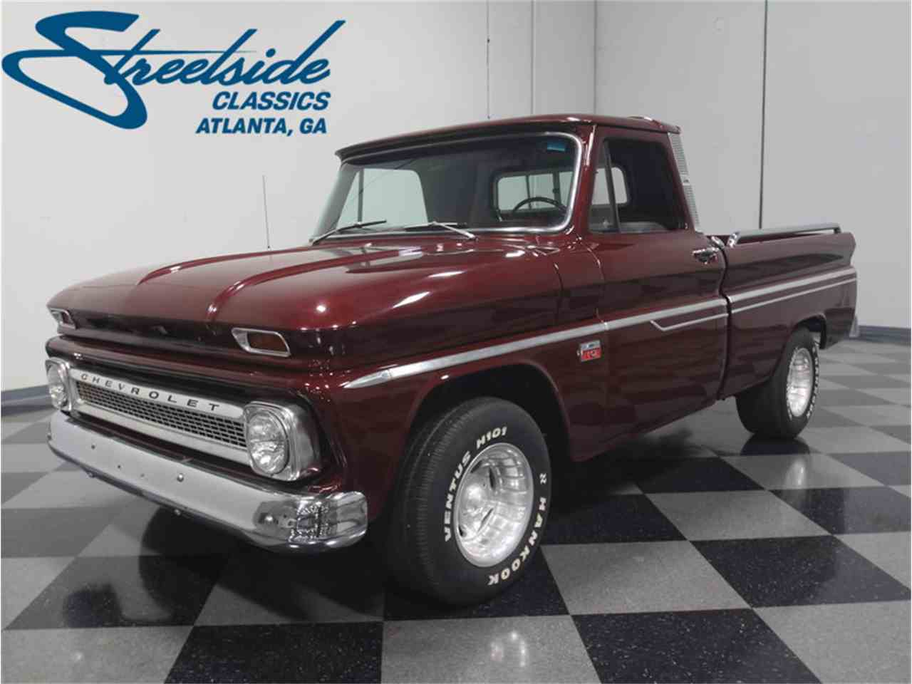 Large Picture of 1966 Chevrolet C10 located in Lithia Springs Georgia - LUYR
