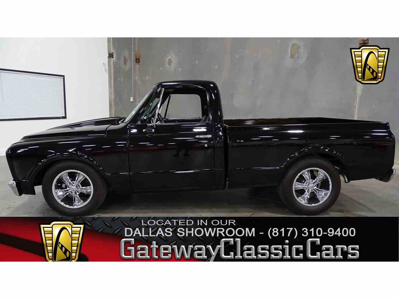 Large Picture of 1969 Chevrolet C10 located in DFW Airport Texas - $41,595.00 Offered by Gateway Classic Cars - Dallas - LUYU