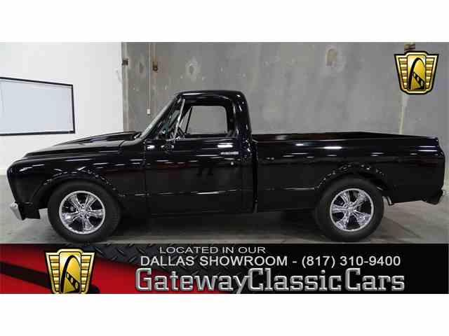 1969 Chevrolet C10 | 1019910