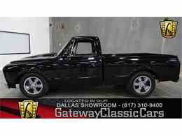 Picture of '69 Chevrolet C10 - $41,595.00 Offered by Gateway Classic Cars - Dallas - LUYU
