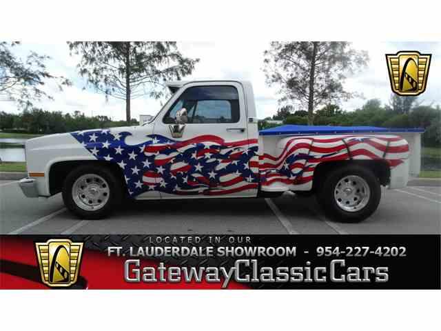 1986 Chevrolet C10 | 1019915