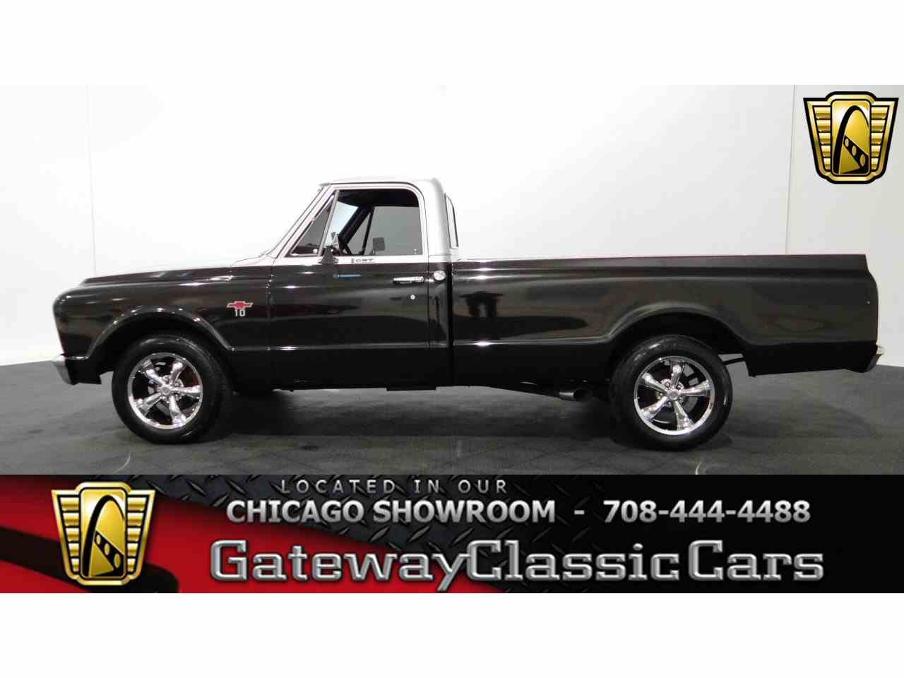 Large Picture of '67 Chevrolet C10 - $24,995.00 - LUZ4