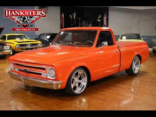 1967 Chevrolet C10 | 1019923